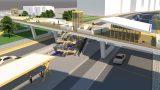 גשר תחנת שיבא אדרעי אדריכלים