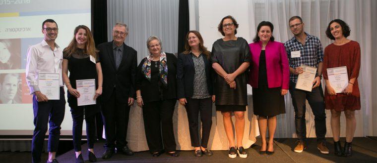עמית מחקר תכנית עזריאלי 2015-2016
