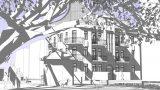 אדריכלות שימור בית לדרברג