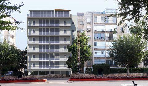 """תמ""""א 38 – עיבוי בינוי- הוספת ממ""""דים ומרפסות, תל אביב."""